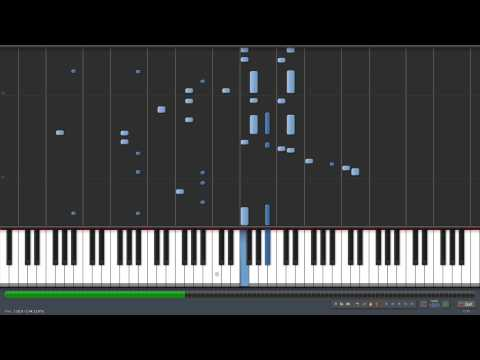 Wiz Khalifa - See You Again ft. Charlie Puth (Piano) - Synthesia
