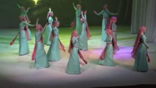 «Ах, Ванечка!». Армянский танец «Пробуждение красоты»