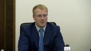 Пресс-конференция Даугавпилсской городской думы (04.07.2017)