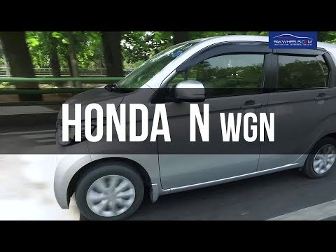 Honda N Wgn | Expert Review