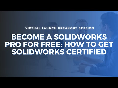Become a SOLIDWORKS Pro for FREE: How to get SOLIDWORKS ...
