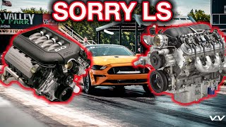 Why The Ford Coyote is SUPERIOR To the LS!