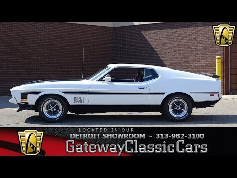 1971 Ford Mustang for Sale - CC-1020452