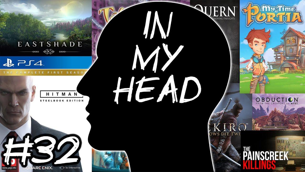 [In My Head] Episode 32 – Das Kleine Große Spiele Update