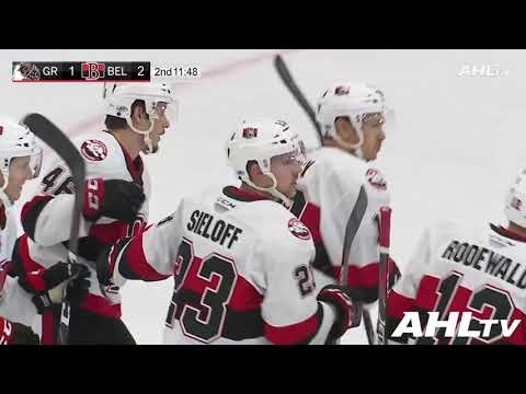Griffins vs. Senators | Oct. 26, 2018