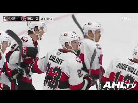 Griffins vs. Senators | Oct. 26, 2018