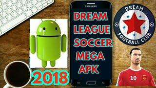 Dream league soccer 2018 ⚽⚽⚽ MEGA MOD APK V 5.0 ( unlimited coins + all players unlocked )