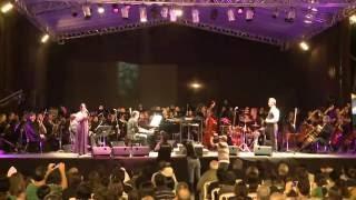 Anthonio e Luiza Lara - Olha Maria - Concerto do Centenário de Divinópolis