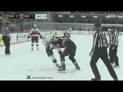 Connor Hobbs vs Joseph LaBate