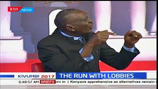 Morning Express - 21st August 2017 - The Run with Lobby Groups