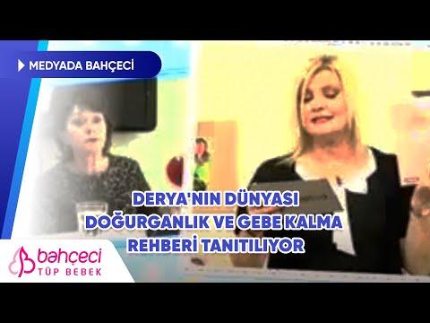 Kanaltürk – Zita West'in Doğurganlık İsimli Kitabı Tanıtılıyor