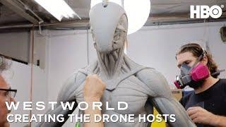 Behind The Scenes: Drones Hosts   Saison 2