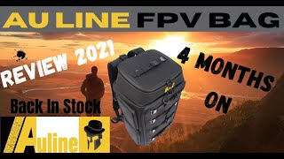 Auline FPV Drone Back Pack 4 Months On (Now Back In Stock)