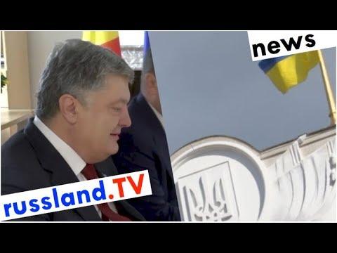 Ukraine im radikalen Westdrift [Video]