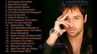 Dil Ibaadat - Emraan Hashmi LATEST BOLLYWOOD ROMANTIC SONGS - आल टाइम हिट सॉफ्ट गाने प्लेलिस्ट