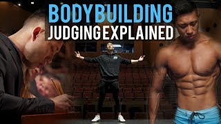 What The Judges Want (Bodybuilding Judging Explained) Mens Physique Focused