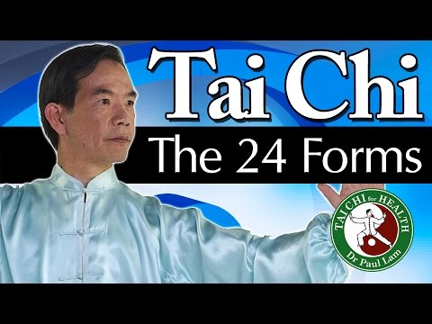 •.• Watch Full Tai Chi - The 24 Forms DVD