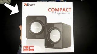 Trust LETO 2.0 Speaker Set - Unboxing & First Look