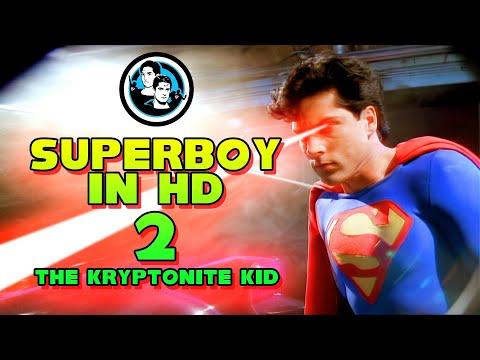 Superboy: The Legacy - Superboy HD Restoration #2 (The Kryptonite Kid Clips Sampler)