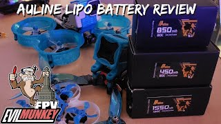 Auline Lipo Battery Review