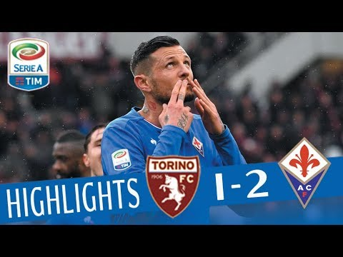 Torino - Fiorentina 1-2 - Highlights - Giornata 29 - Serie A TIM 2017/18