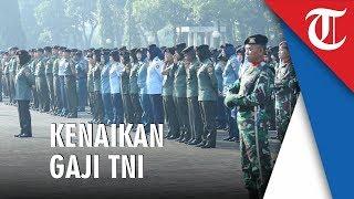 Menhan tentang Kenaikan Gaji TNI: Kita Senang-senang Saja, Tapi Ingat TNI Adalah Tentara Rakyat
