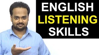 Learn English Listening Skills - 10 GREAT Techniques to Improve Your Listening - Understand Natives