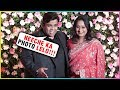 Kiku Sharda With His Wife Attends Kapil Sharma's R
