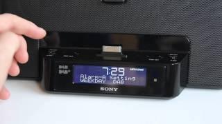 Radiowecker Sony XDR-DS16iP