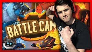TIME TO DEFEAT MONSTERS!! Battle Camp