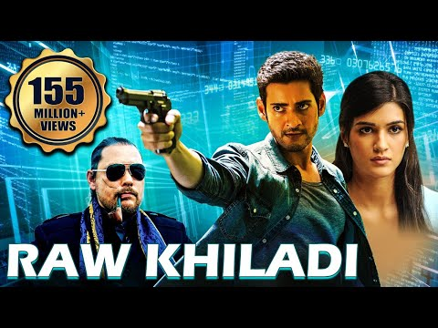Raw Khiladi (2019) MAHESH BABU NEW RELEASED Movie | South Movies Hindi Dub