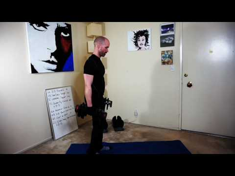 Seesaw Lunge Demo