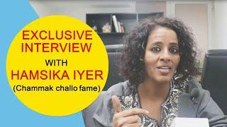Chammak Challo Singer Hamsika Iyer Latest Interview | Singonline | 20 March