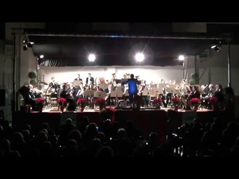 """Concerto di fine anno del 27/12/2015 Associazione """"Amici della Musica"""" di Alia III� parte"""