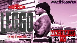 Ace Hood - LEGGO (Mac11SLOW)
