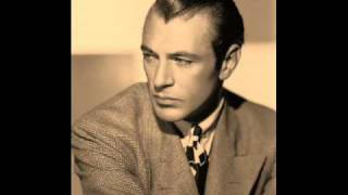 Gary Cooper - I See Your Face
