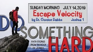 Escape Velocity - Book of Joshua