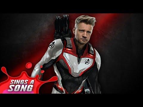 Hawkeye Sings A Song To Black Widow (Avengers Endgame Parody)