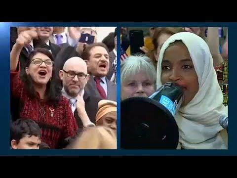 Ρασίντα Τλάιμπ: Αρνείται να πάει στο Ισραήλ η Αμερικανίδα βουλευτής…