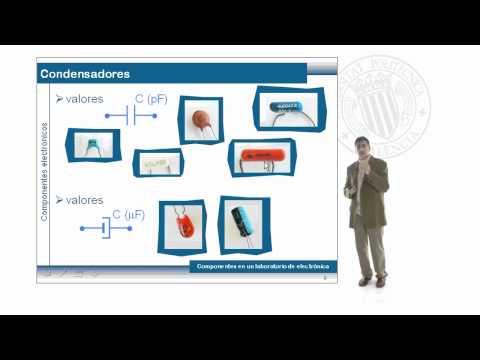 Componentes electrónicos pasivos |  | UPV