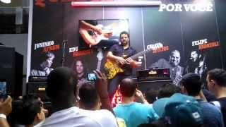 ExpoMusic 2013 - Felipe Andreoli (Waiting Silence - Angra)