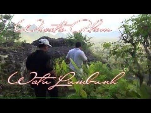 Video Wisata Watu Lumbung Purwantoro Wonogiri Jawa Tengah