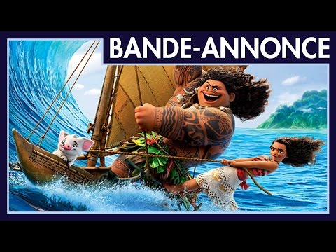 Vaiana, la légende du bout du monde - Bande-annonce officielle I Disney