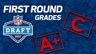 1st Round NFL Draft Grades | Bucky Brooks | 2017 NFL Draft