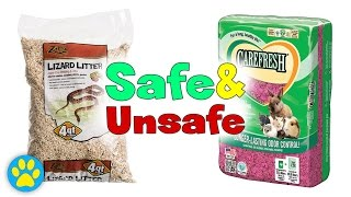 Safe & Unsafe Substrates (Bedding) For Hamsters