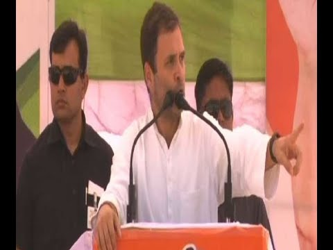 Rahul attacks PM Modi over farm loan waiver