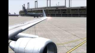 preview picture of video 'Flight Dallas - Oklahoma City'