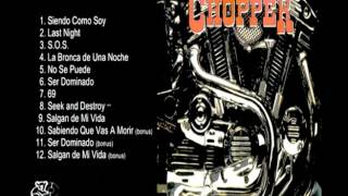CHOPPER - CHOPPER [1993] full album