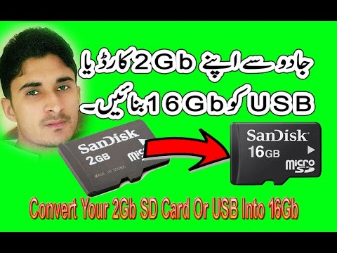 Increase SD card capacity 4gb to 8gb to 16gb to 32gb Size Full Detailed