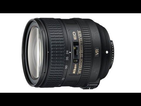Nikon 24-85mm f3.5-4.5G ED VR - Preview